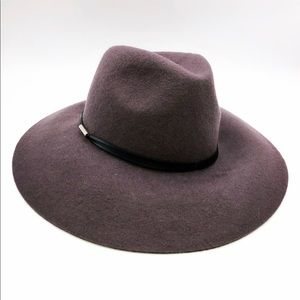 Wool Floppy Fedora Hat
